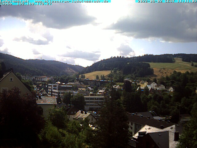 Webcam Ludwigsstadt